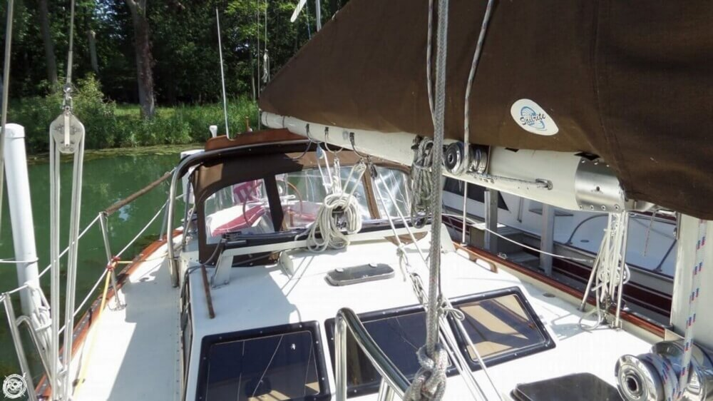 1980 Corbin boat for sale, model of the boat is 39 & Image # 21 of 40