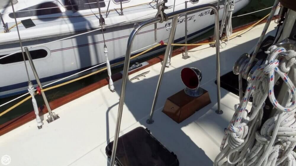 1980 Corbin boat for sale, model of the boat is 39 & Image # 23 of 40