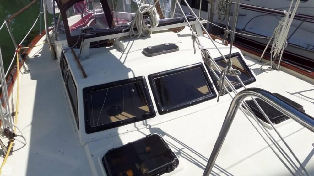 1980 Corbin boat for sale, model of the boat is 39 & Image # 25 of 40