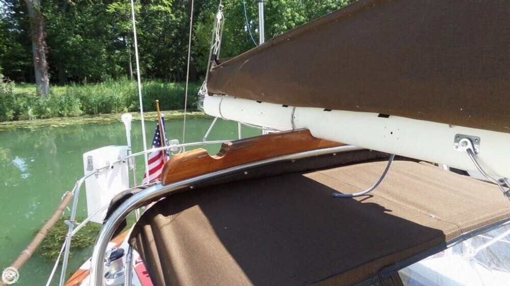 1980 Corbin boat for sale, model of the boat is 39 & Image # 26 of 40