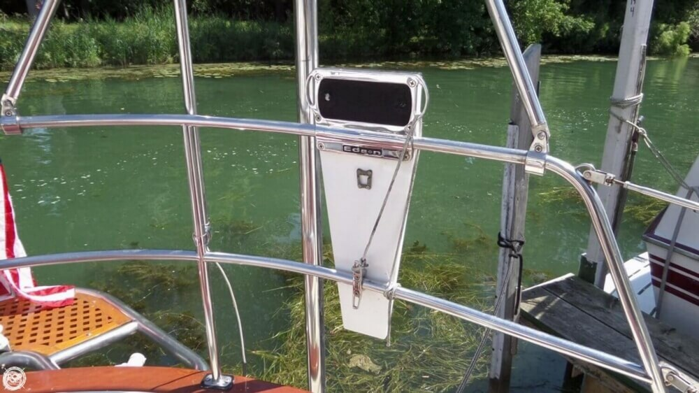 1980 Corbin boat for sale, model of the boat is 39 & Image # 30 of 40