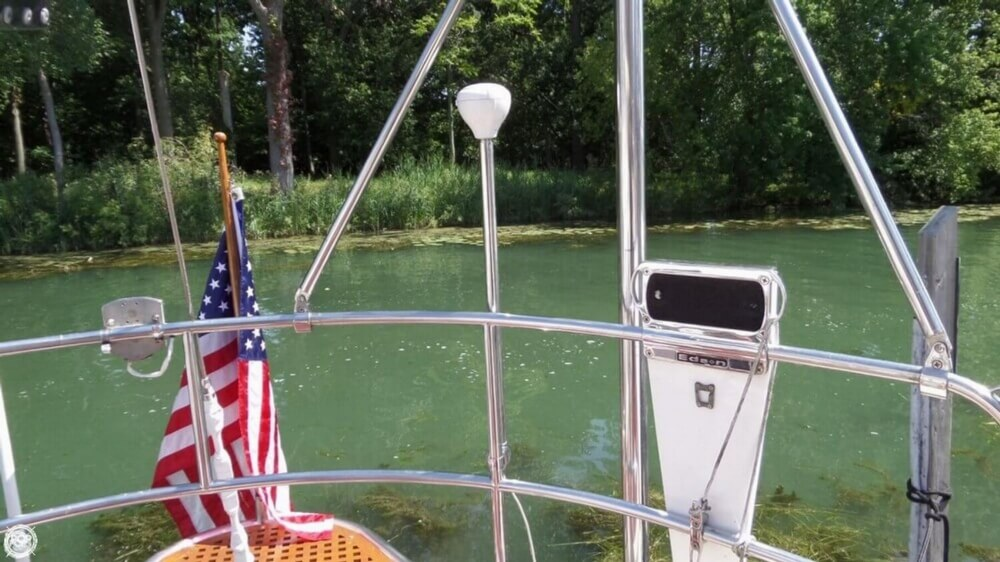 1980 Corbin boat for sale, model of the boat is 39 & Image # 32 of 40