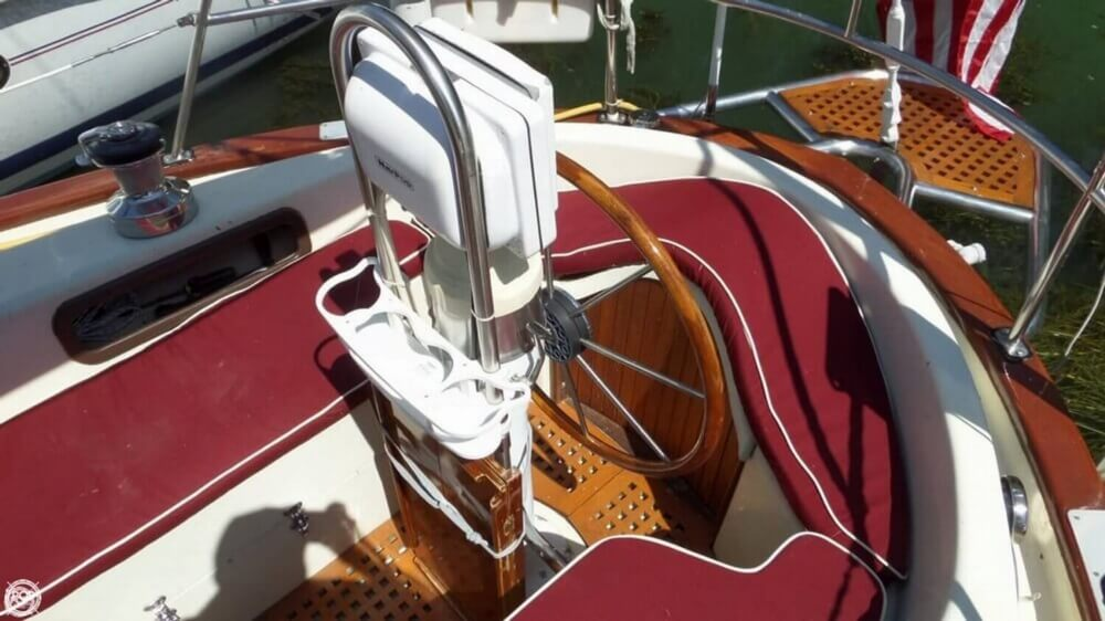 1980 Corbin boat for sale, model of the boat is 39 & Image # 34 of 40