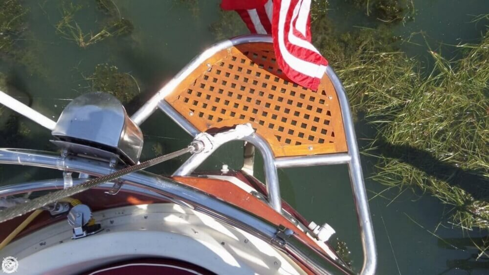1980 Corbin boat for sale, model of the boat is 39 & Image # 36 of 40
