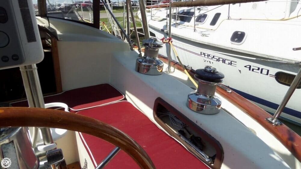 1980 Corbin boat for sale, model of the boat is 39 & Image # 40 of 40