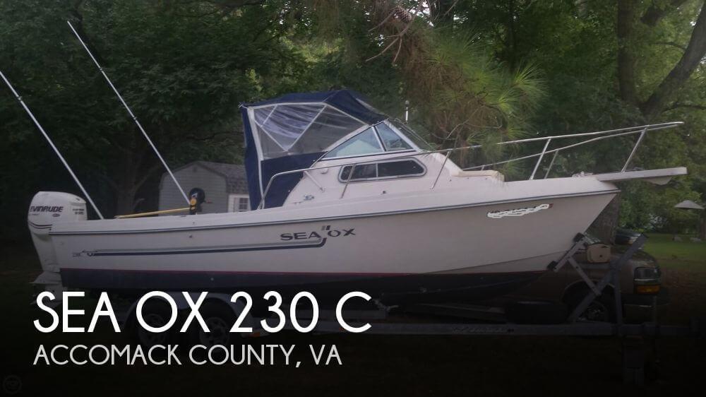 1986 Sea Ox 230 C - Photo #1