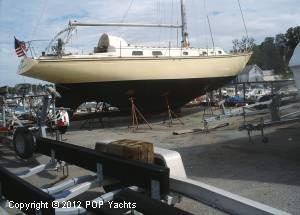 1971 Irwin Yachts 43 Classic - Photo #32