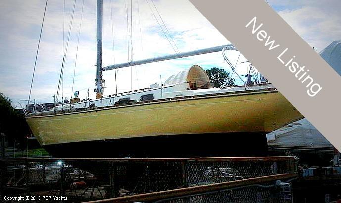 1971 Irwin Yachts 43 Classic - Photo #30