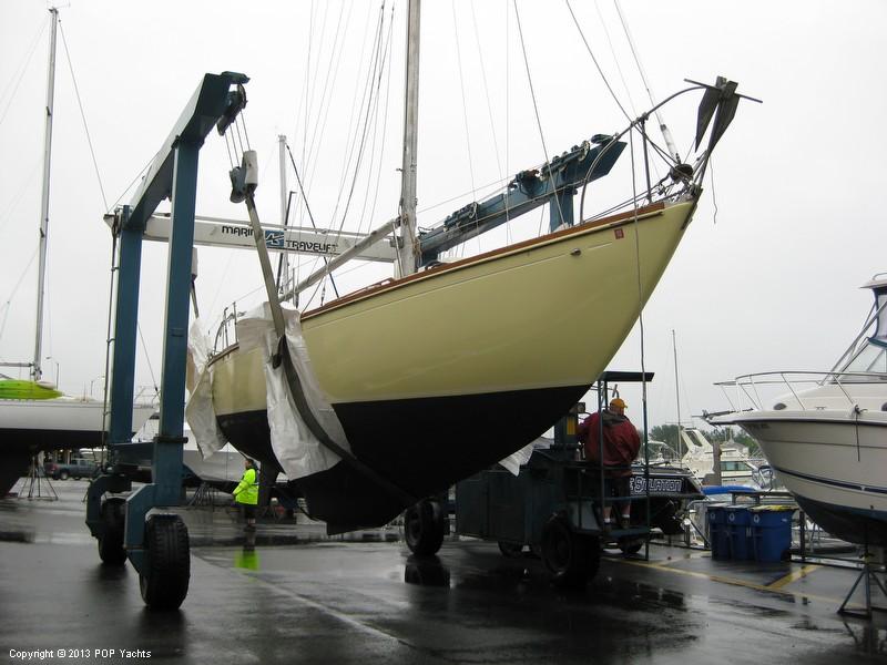 1971 Irwin Yachts 43 Classic - Photo #36
