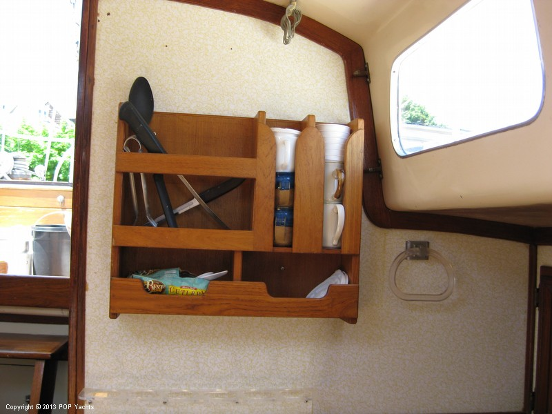 1971 Irwin Yachts 43 Classic - Photo #22