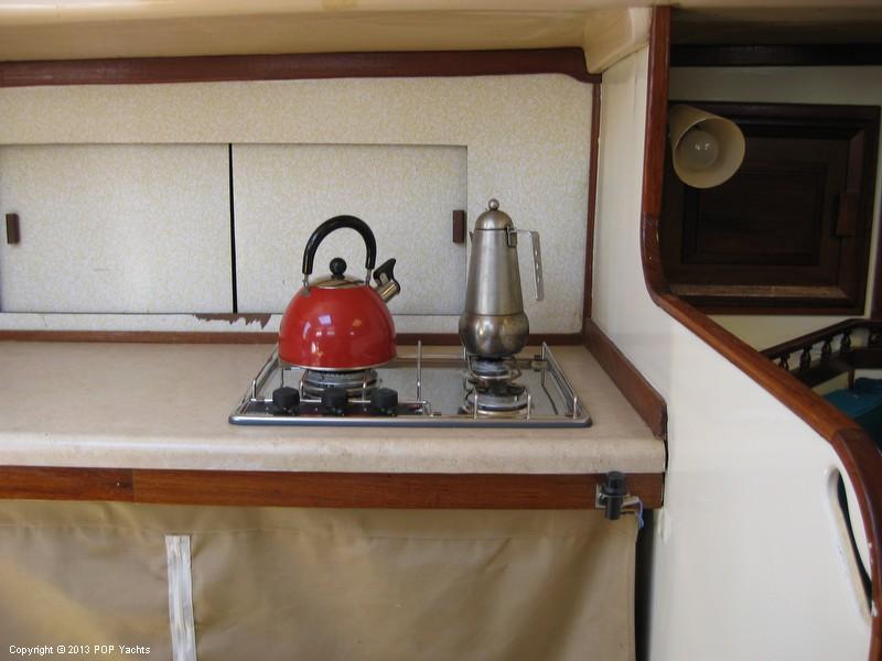 1971 Irwin Yachts 43 Classic - Photo #23