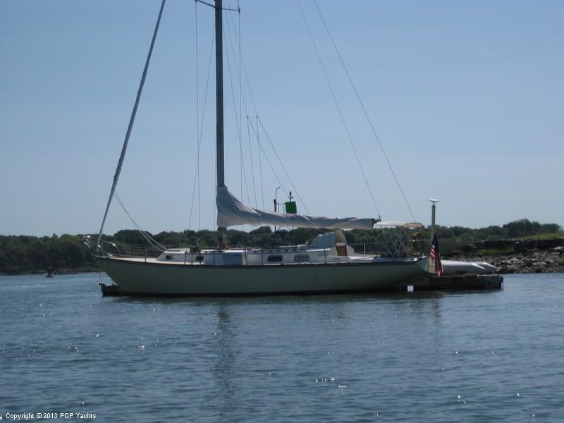 1971 Irwin Yachts 43 Classic - Photo #25