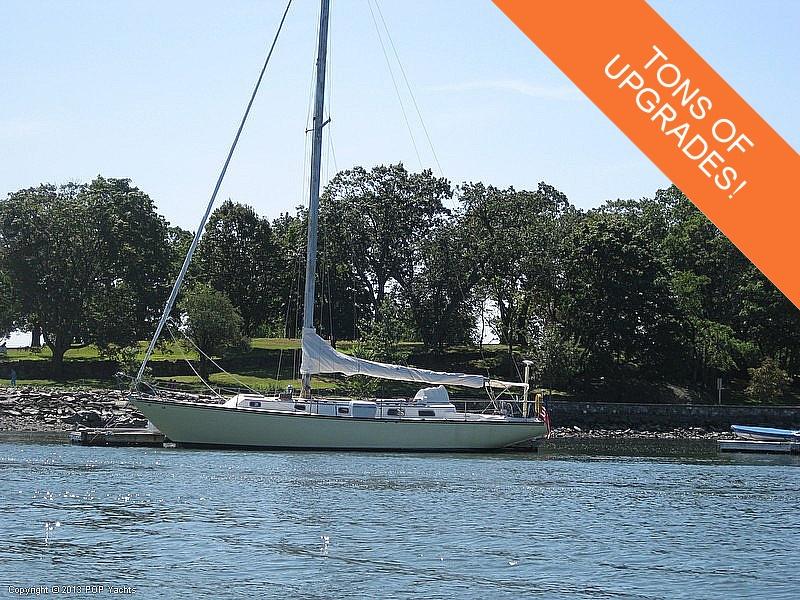 1971 Irwin Yachts 43 Classic - Photo #6