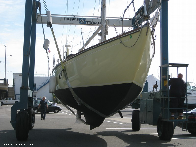 1971 Irwin Yachts 43 Classic - Photo #27