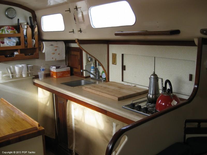 1971 Irwin Yachts 43 Classic - Photo #37