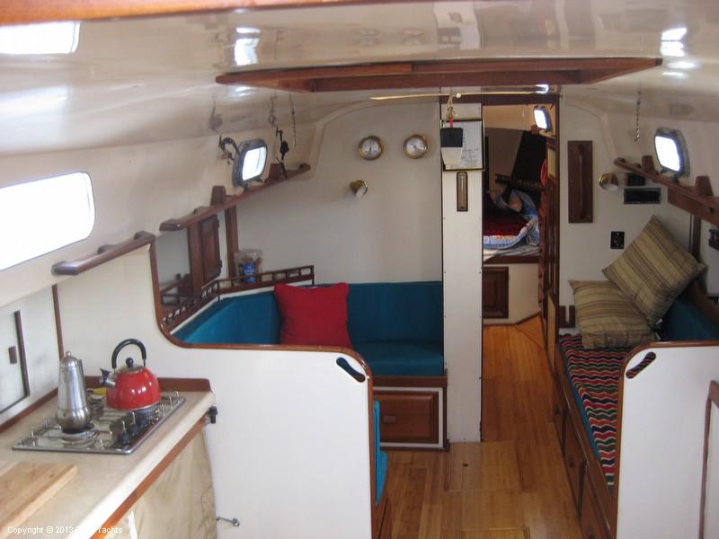 1971 Irwin Yachts 43 Classic - Photo #40