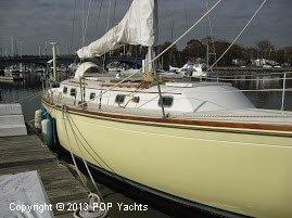 1971 Irwin Yachts 43 Classic - Photo #4