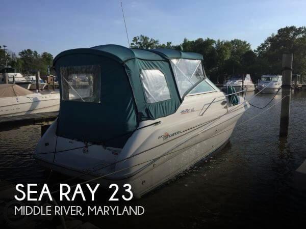 1996 Sea Ray 23 - Photo #1