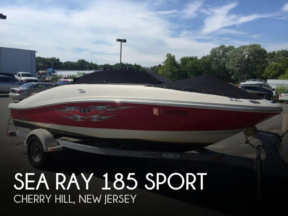 2007 Sea Ray 185 Sport - Photo #1