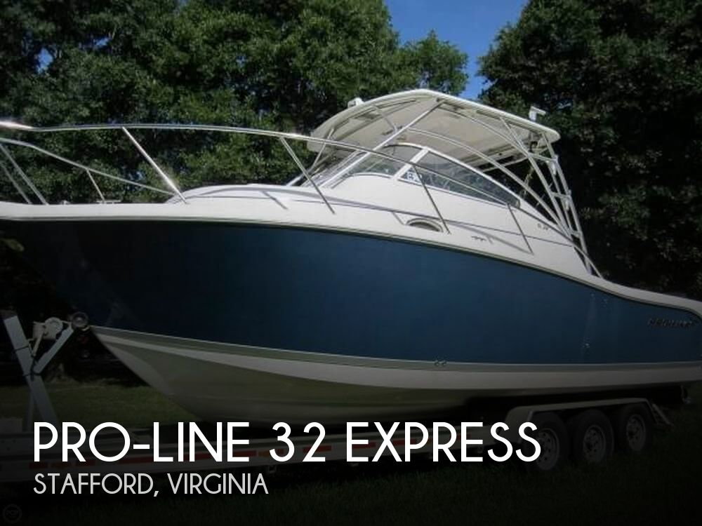 Used Boats For Sale in Virginia by owner | 2008 Pro-Line 32