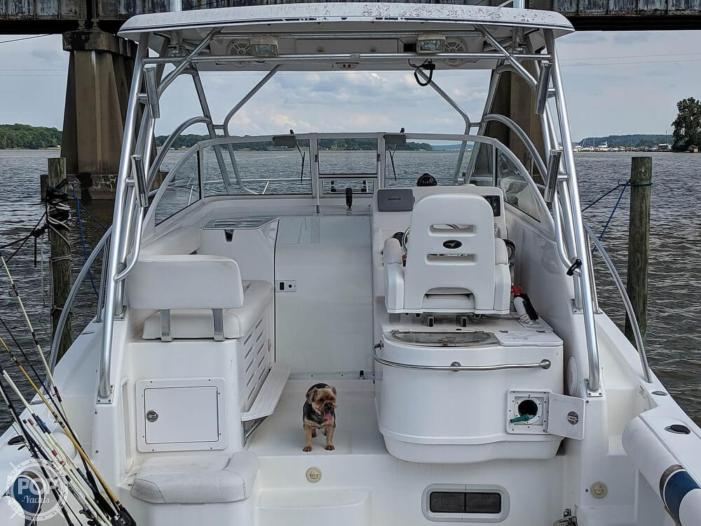 2008 Pro-Line boat for sale, model of the boat is 32 Express & Image # 12 of 41