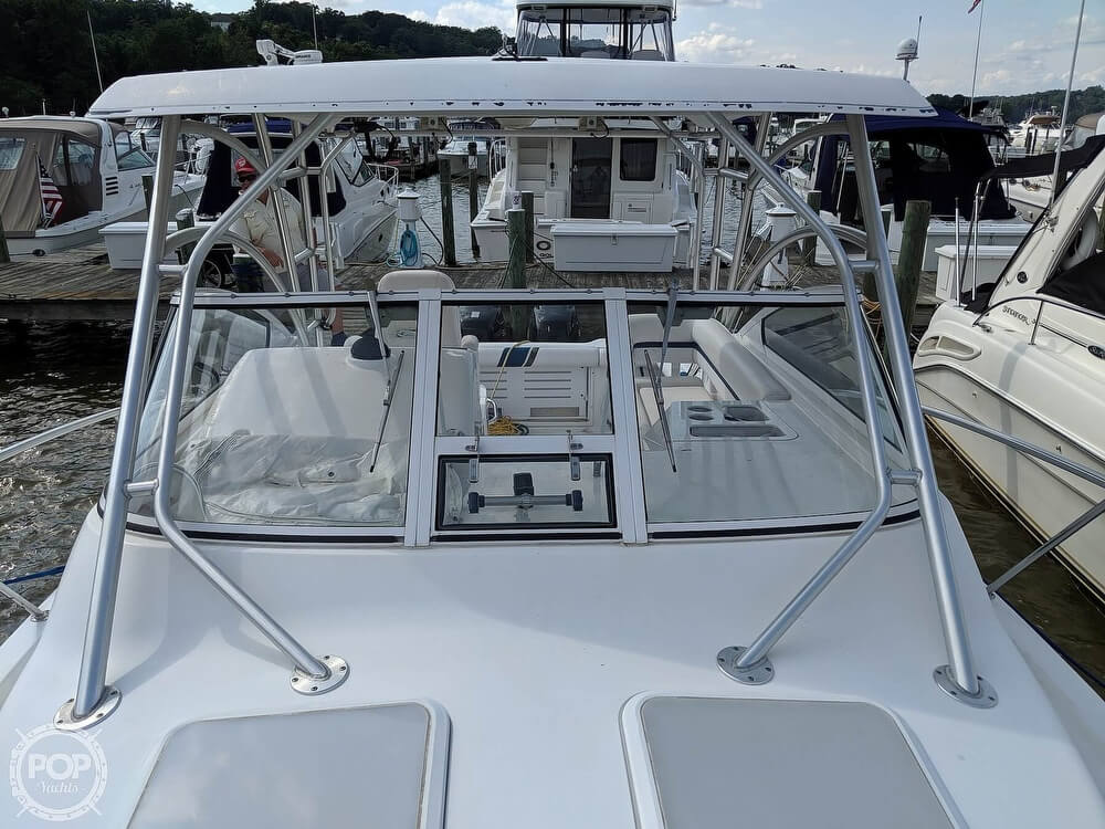 2008 Pro-Line boat for sale, model of the boat is 32 Express & Image # 3 of 41