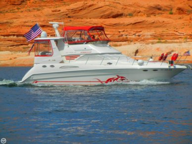 Sea Ray 42 AC, 45', for sale - $99,500