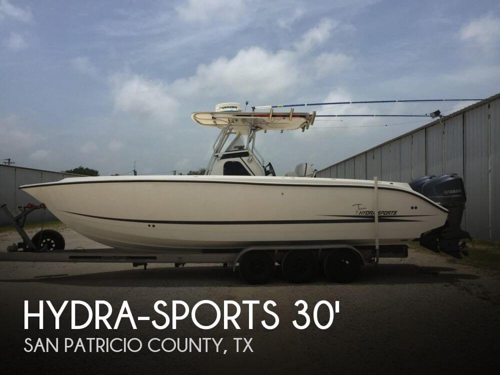 1997 Hydra-Sports 3000 CC - Photo #1