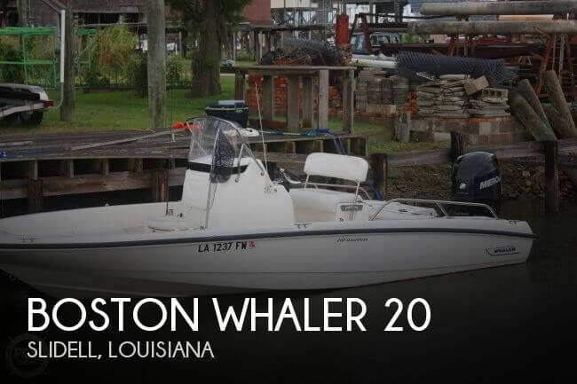 Used Boston Whaler 20 Boats For Sale by owner | 2010 Boston Whaler 20