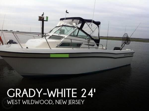 1989 Grady-White 24 Offshore - Photo #1