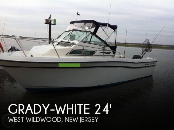 Grady white 24 offshore for sale in west wildwood nj for for Fishing boats for sale nj