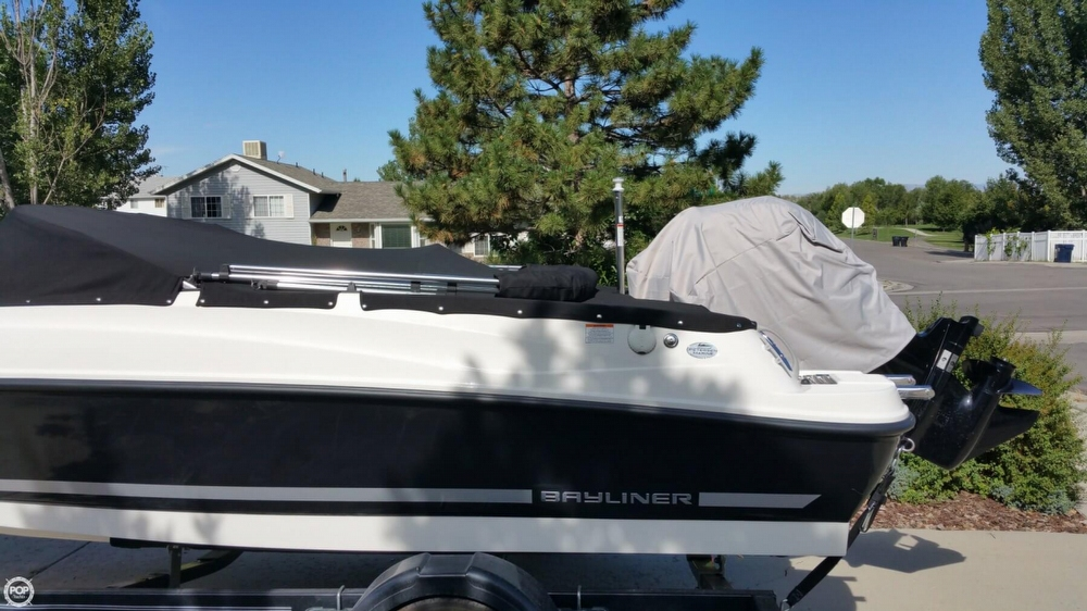 2015 Bayliner 170 BR - Photo #33