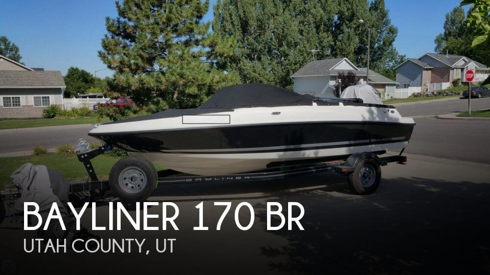 2015 Bayliner 170 BR - Photo #1