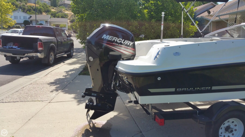 2015 Bayliner 170 BR - Photo #6