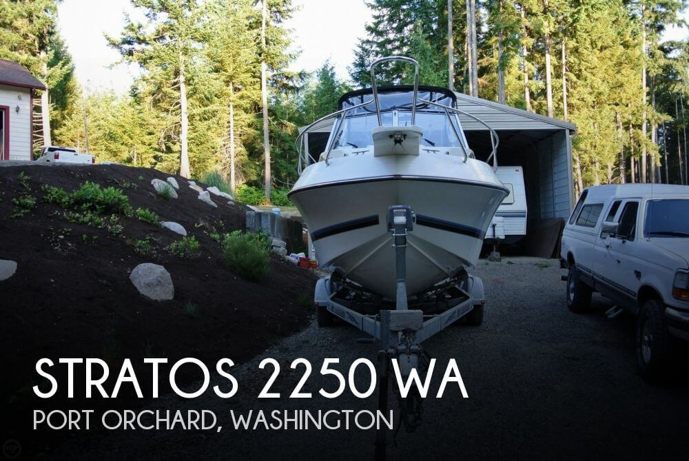 1995 STRATOS 2250 WA for sale
