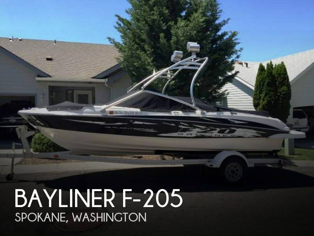 2009 BAYLINER F 205 for sale