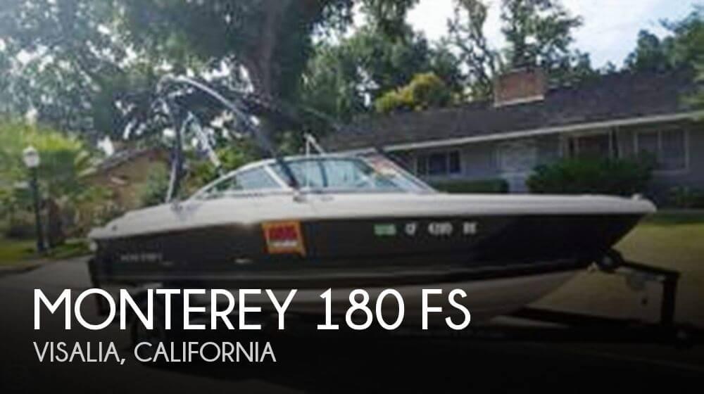 2007 Monterey 180 FS - Photo #1