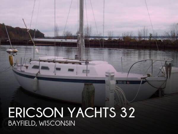 1969 Ericson Yachts 32 - Photo #1