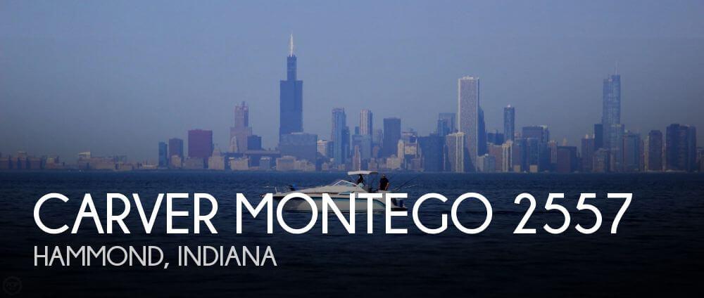 1990 Carver Montego 2557 - Photo #1