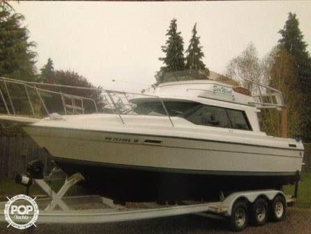 1991 Bayliner 2556 Ciera Command Bridge - Photo #3