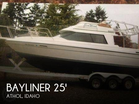 1991 Bayliner 2556 Ciera Command Bridge - Photo #1