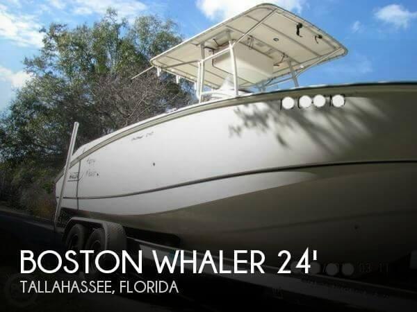 2003 Boston Whaler 240 Outrage - Photo #1