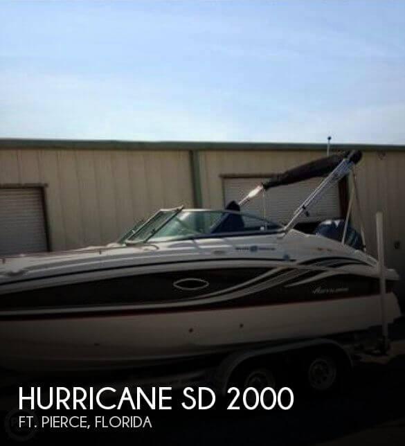 2013 Hurricane SD 2000 - Photo #1