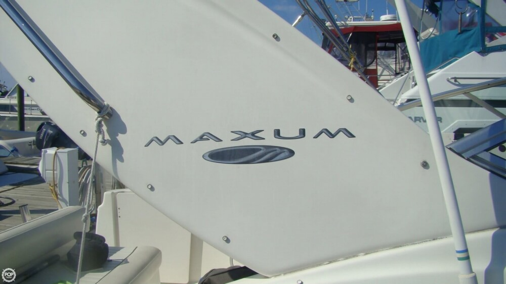 30' Maxum, Listing Number 100740769, - Photo No. 5