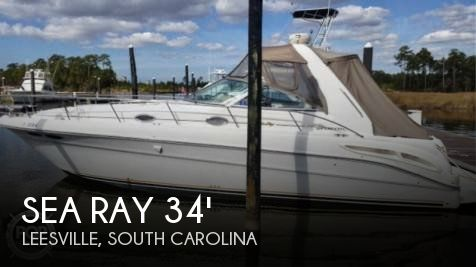 Used Boats For Sale in Augusta, Georgia by owner | 1999 Sea Ray 33