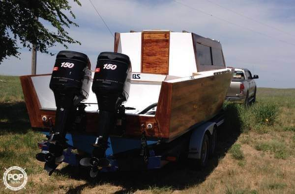 2013 Custom boat for sale, model of the boat is 28 & Image # 8 of 33