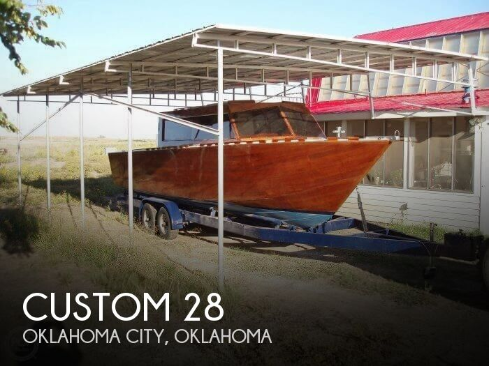 2013 Custom boat for sale, model of the boat is 28 & Image # 1 of 33