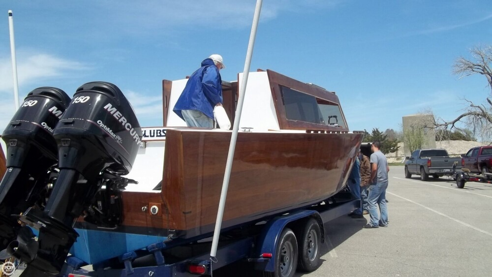 2013 Custom boat for sale, model of the boat is 28 & Image # 5 of 33
