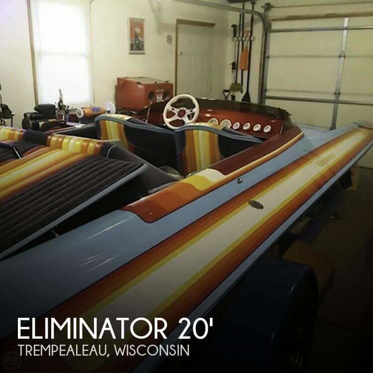 1987 Eliminator Scorpion 20 - Photo #1