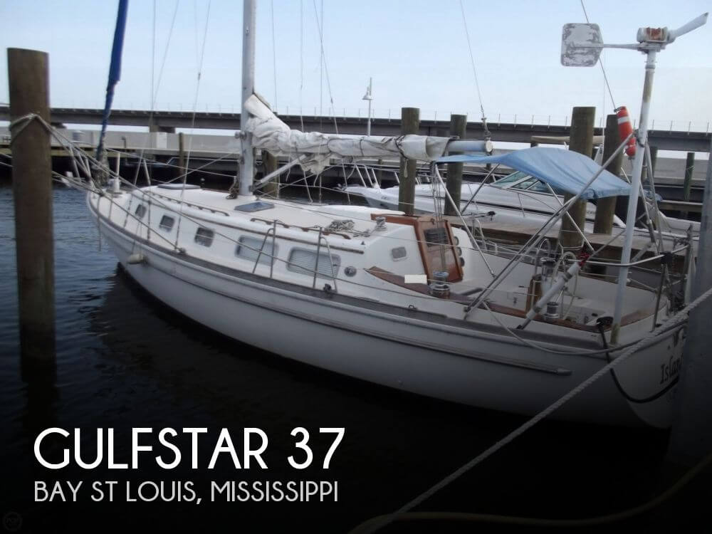 1977 GULFSTAR 37 for sale